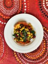 Improvising Vegetarian Dinners